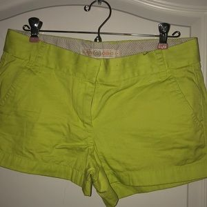 Jcrew chino short size 4